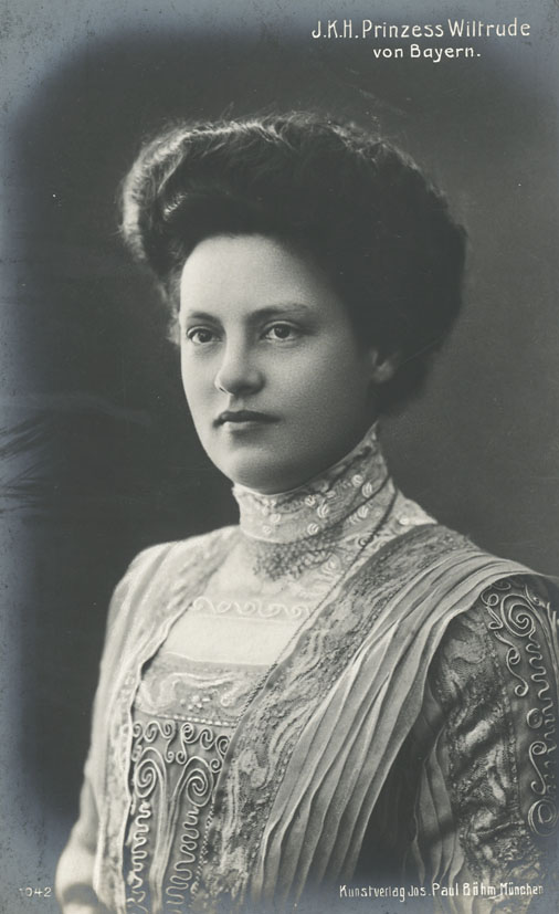 DITTMAR, B. - Prinzessin Wiltrud von Bayern.