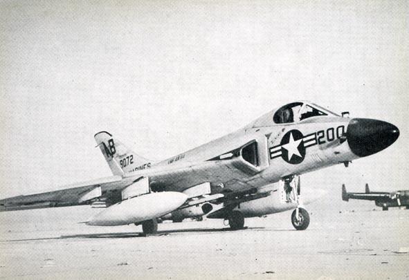 DOUGLAS. - F4D Skyray, AB-9072/200.