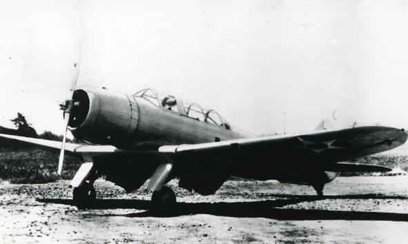 DOUGLAS. - Northrop BT-1, USAAC.