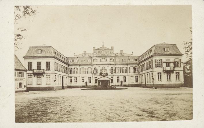 DÜSSELDORF. - Schloss Jägerhof.