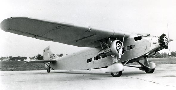 FORD. - 5-AT-C, NC440H, Trimotor.